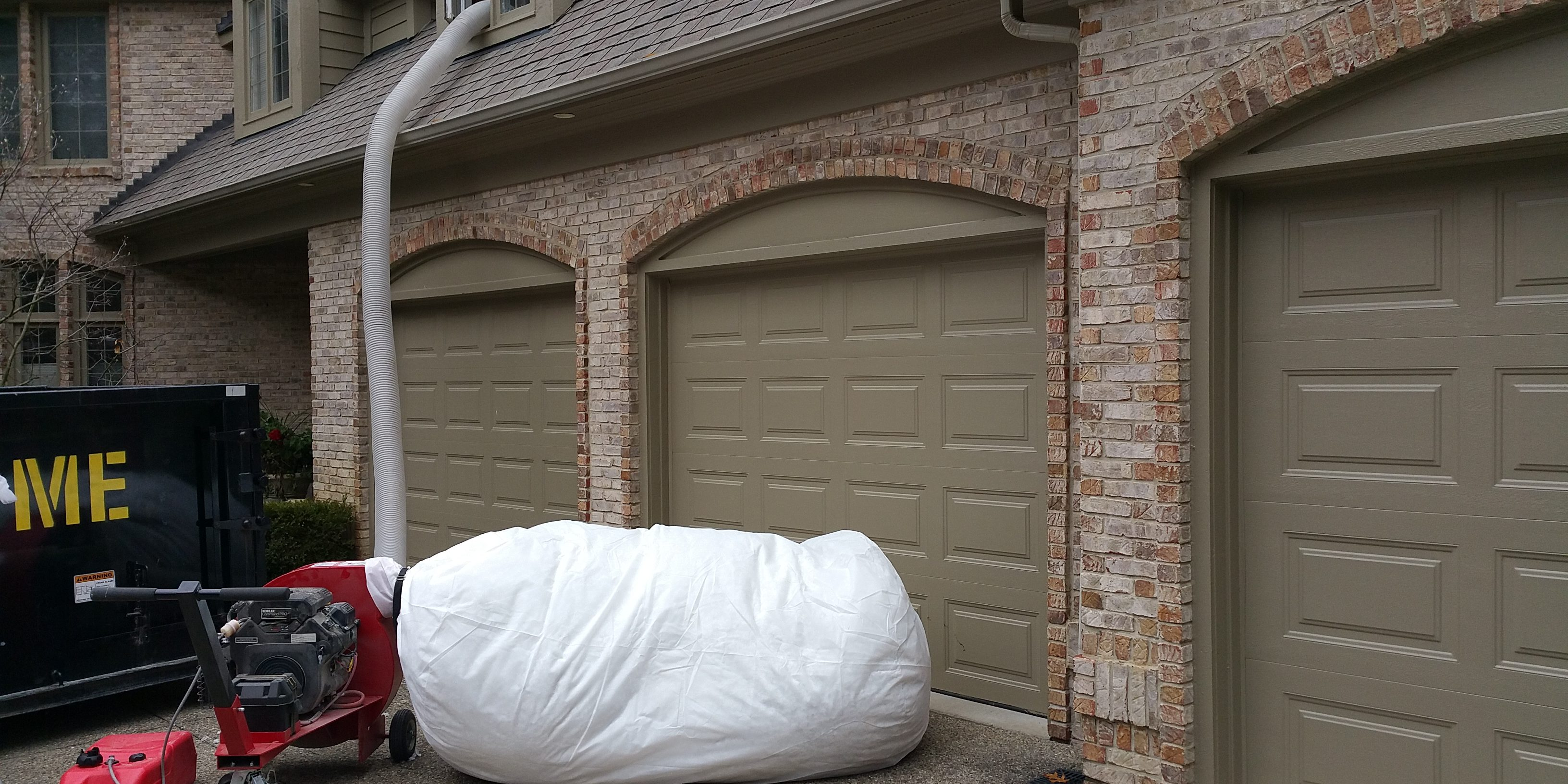 Insulation Removal Bag